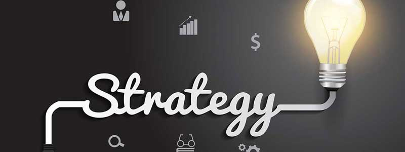 Importance of strategy with social media